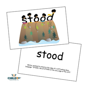 607 SnapWords® Teaching Cards Download