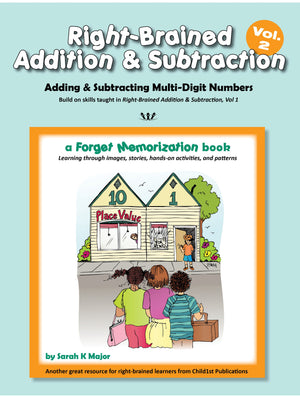 Right Brained Addition & Subtraction Vol. 2 Download