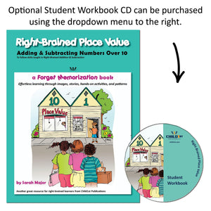 Right-Brained Place Value with Student Workbook CD