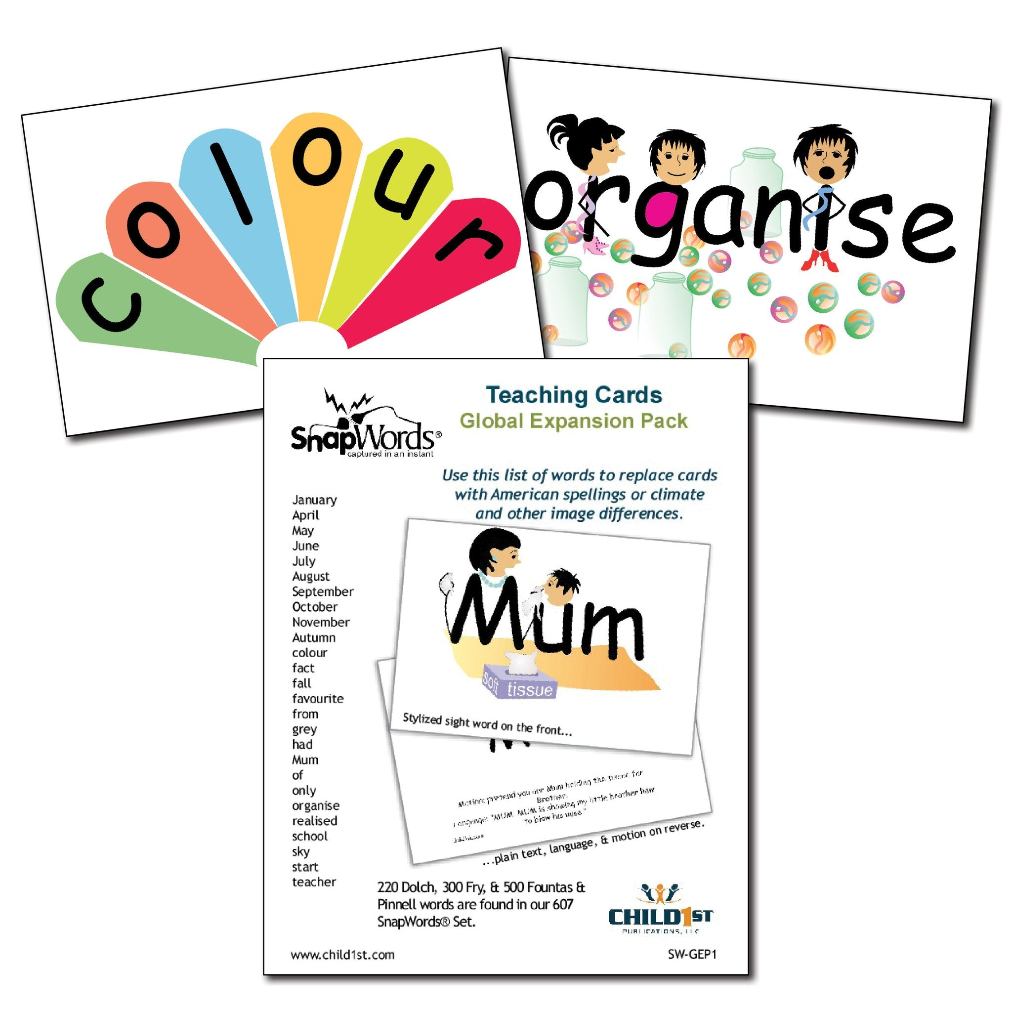 Download SnapWords® Global Expansion Pack Teaching Cards Download ...