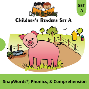 Easy-for-Me™ Children's Readers Set A Download