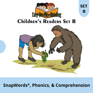 Easy-for-Me™ Children's Readers Set B Download