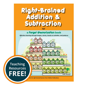 Right-Brained Addition & Subtraction Download
