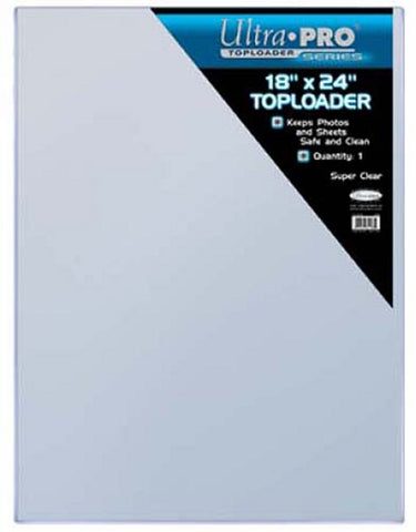 Ultra Pro 18 X 24 Top Loader (1 Pack)