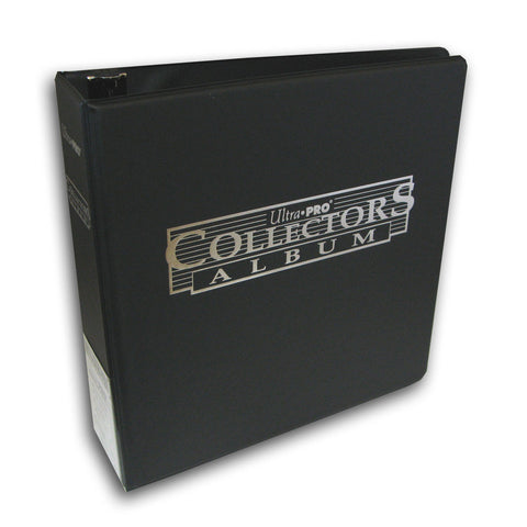 Ultra Pro 3-Inch Footballl Card Album, Black