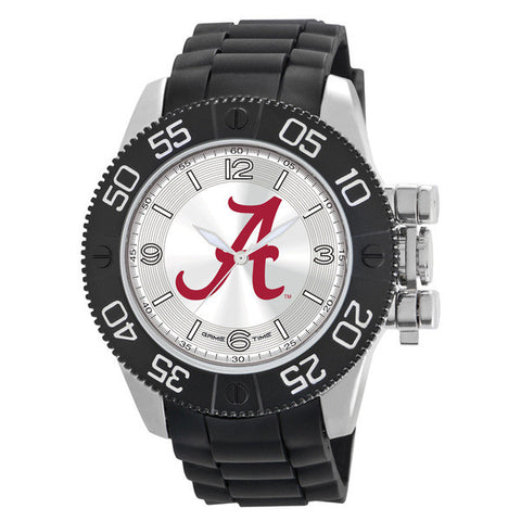 University Of Alabama A Logo Mens Beast Series Watch