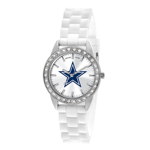 Dallas Cowboys Ladies Frost Series Watch