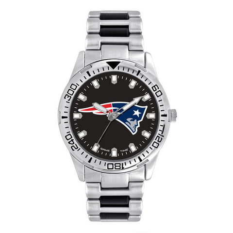 New England Patriots Mens Heavy Hitter Series Watch