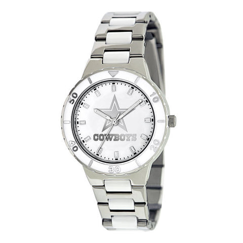 Dallas Cowboys Ladies Pearl Series Watch