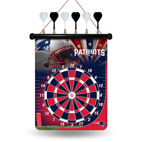 New England Patriots NFL Magnetic Dart Board