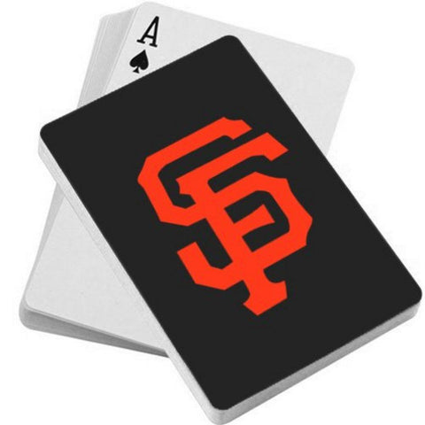MLB San Francisco Giants Playing Cards