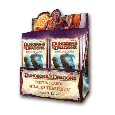 D&D Fortune Cards: Spiral of Tharizdun Boosters (24 Packs)