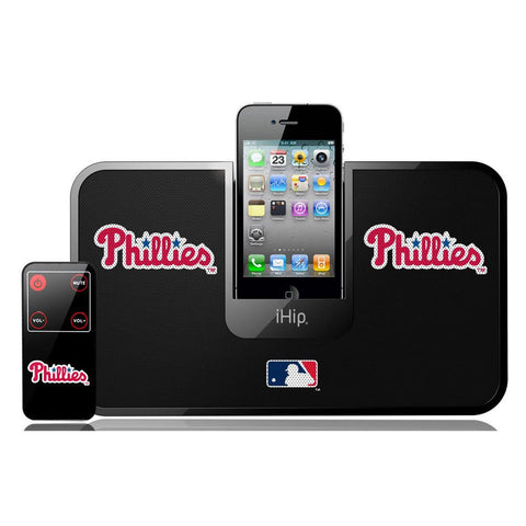 Portable Premium Idock With Remote Control - Philadelphia Phillies