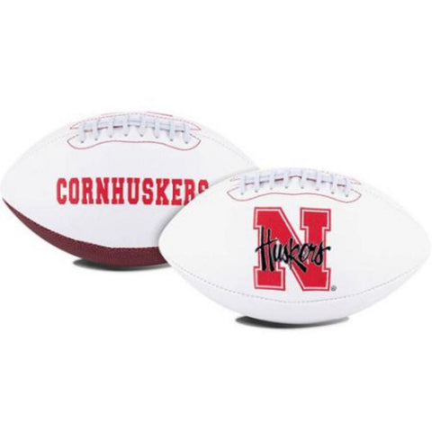K2 Signature Series Full Size Team Footballs - Nebraska Cornhuskers
