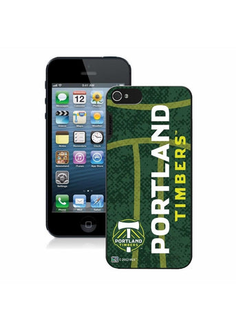 Ncaa Iphone 5 Case - MLS Portland Timbers
