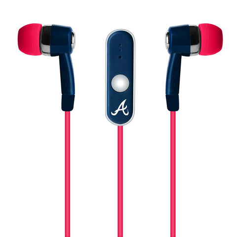 Atlanta Braves Hands Free Ear Buds
