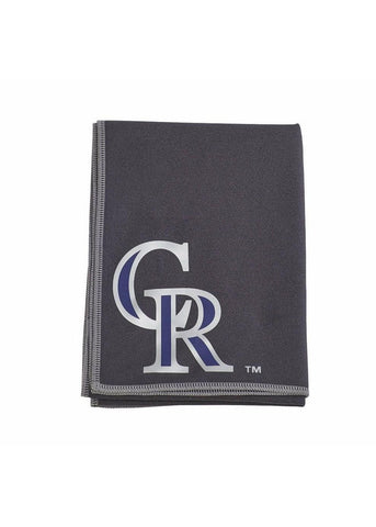 Mission Enduracool Towel - Colorado Rockies