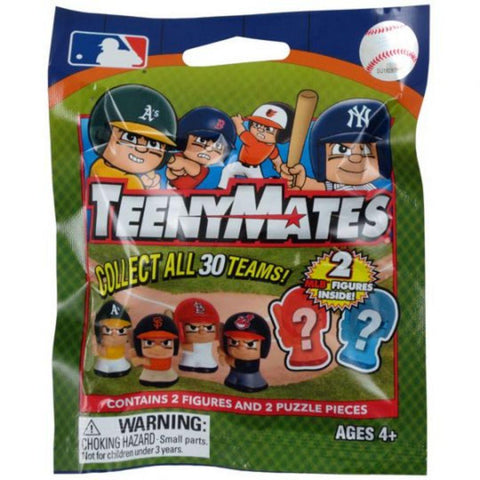 Party Animal MLB TeenyMates Series 1 Gravity Feed Individual Pack