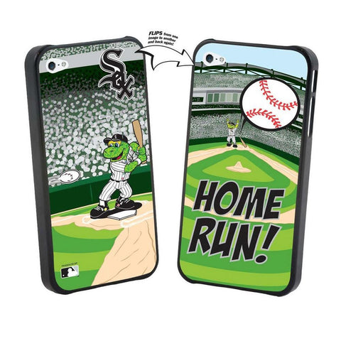 Iphone 5 MLB Chicago White Sox Mascot Lenticular Case