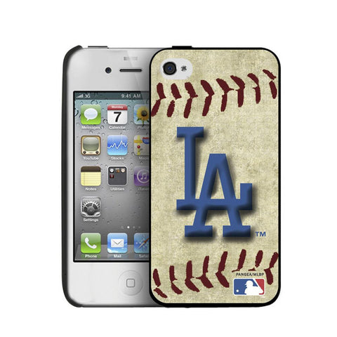 Iphone 44S Hard Cover Case Vintage Edition - Los Angeles Dodgers