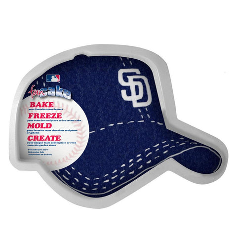 Pangea Fan Cakes - San Diego Padres
