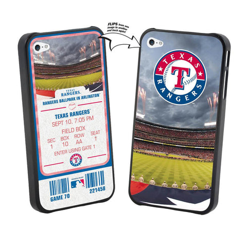 Iphone 5 MLB Texas Rangers Stadium Lenticular Case