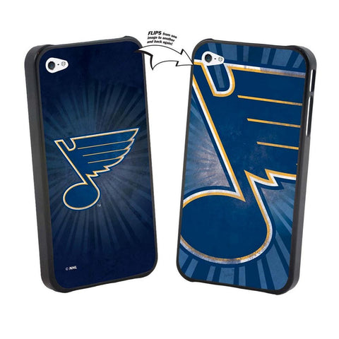 Iphone 5 NHL St. Louis Blues Large Logo Lenticular Case