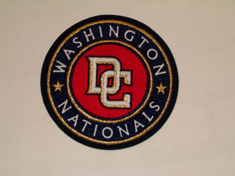 MLB Logo Patch - Nationals