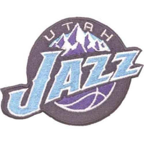 NBA Logo Patch - Utah Jazz