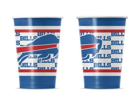 Duckhouse NFL Buffalo Bills 24-Pack Plastic Cups