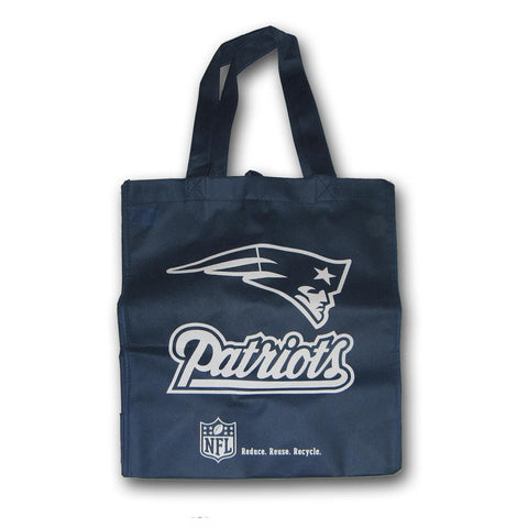 Forever Collectibles Reusable Shopping Bag - NFL New England Patriots