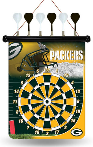 NFL Green Bay Packers Magnetic Dart Board