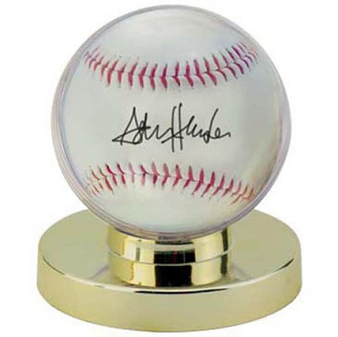 Ultra Pro Gold Baseball Holder