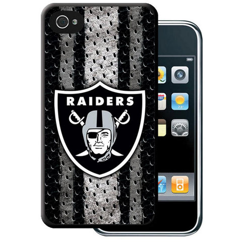 Iphone 44S Hard Cover Case - Oakland Raiders