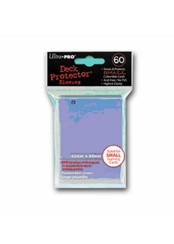 Ultra Pro Small-Size Clear Deck Protectors