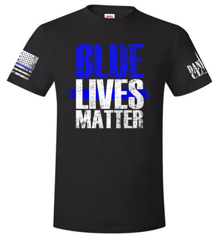 Blue Lives Matter - First Responder