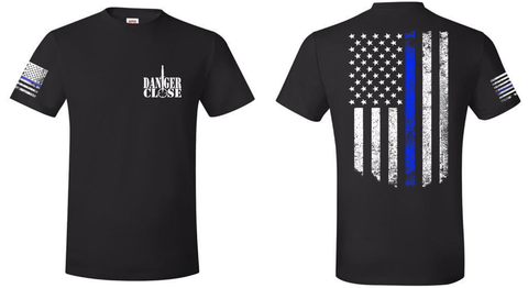 Thin Blue Line   First Responder