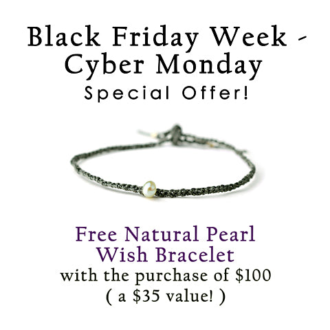 on u jewelry - Black Friday Week - Cyber Monday Special Offer!