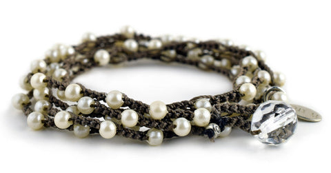 24/7 - Vintage Faux Pearl - On U Jewelry
