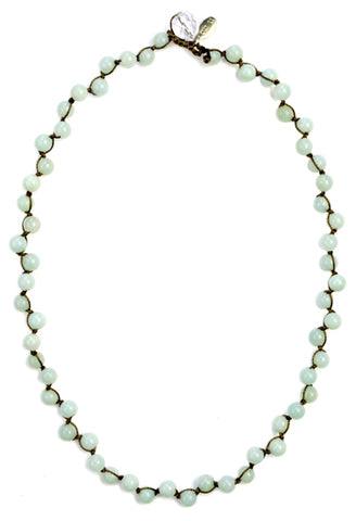 Why Knot - Amazonite