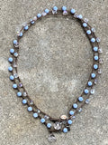 on u jewelry - Large Bead Dot Necklaces
