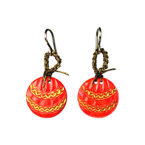 on u jewelry - Jingle Bell Earrings