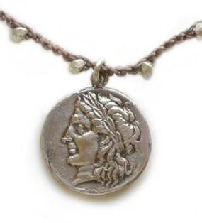 Caesar Coin Drop - On U Jewelry - 1