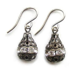 Vintage Tear Drop Earrings - On U Jewelry
