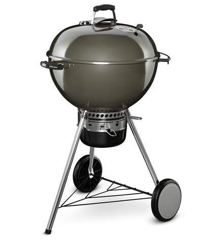"Weber Master Touch 22"" Charcoal Grill - BBQing.com - 2"