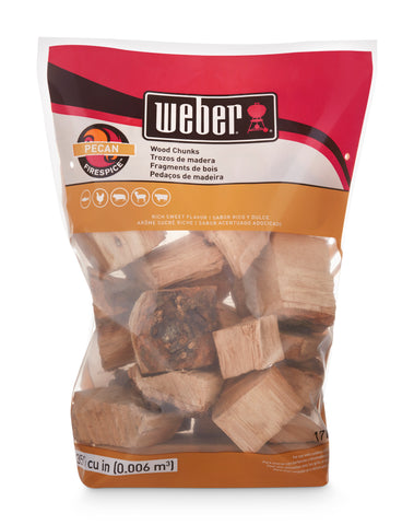 Weber Smoking Wood Chunks