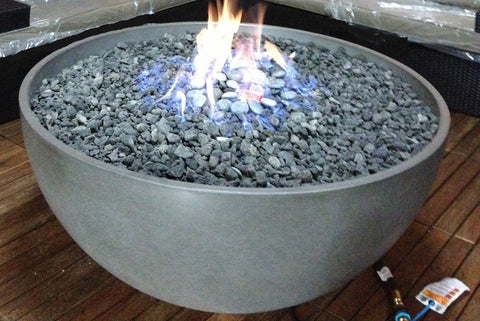 "Solus 48"" Fire Bowl  DISPLAY ONLY( Natural Gas)"
