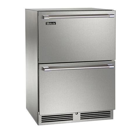 Perlick Refrigerated drawers - BBQing.com