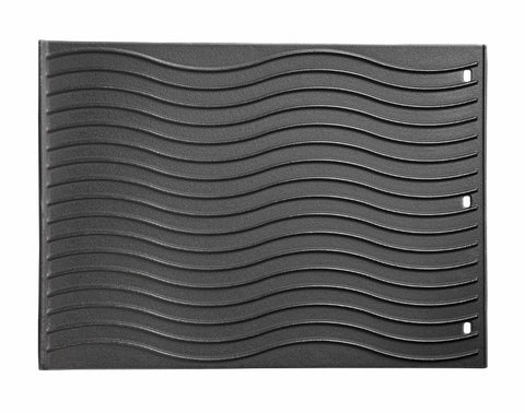 Napoleon Cast Iron Griddle Fits 325/410/450/495/600/750 - BBQing.com - 1