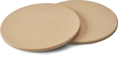 NAPOLEON 10 INCH PERSONAL SIZED PIZZA/BAKING STONE SET